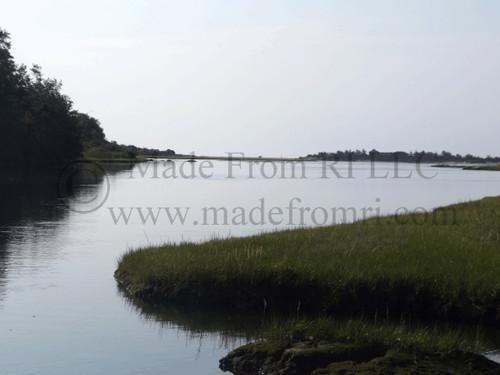 Narrow River To Sea