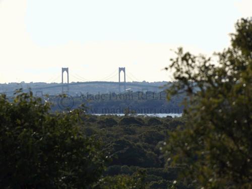 Newport Bridge Long View