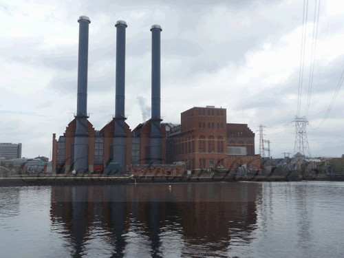 Providence Power Plant