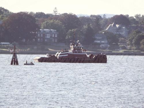 Providence River Tug