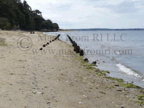 Riverside Pier Remains