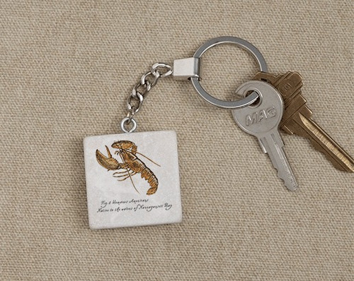 Tile Key Tags - Native Lobster