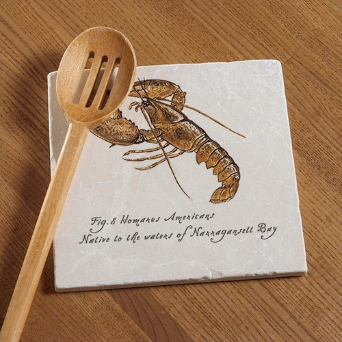 Tile Trivet - Native Lobster