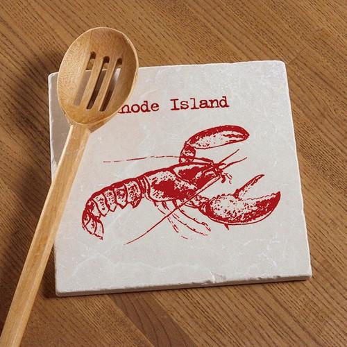 Tile Trivot - Red Lobster