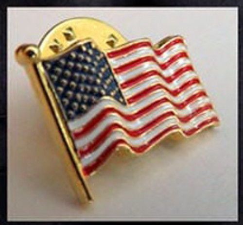 Flag Lapel Pin
