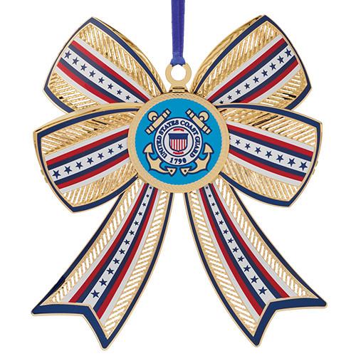 United States Coast Guard 3D Bow Ornament