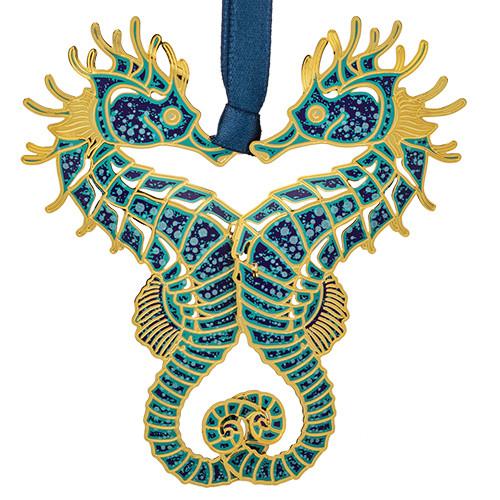 Sea Horses Ornament