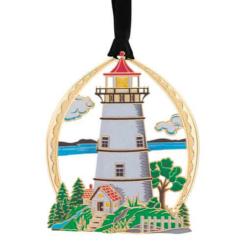 Inland Lighthouse Ornament