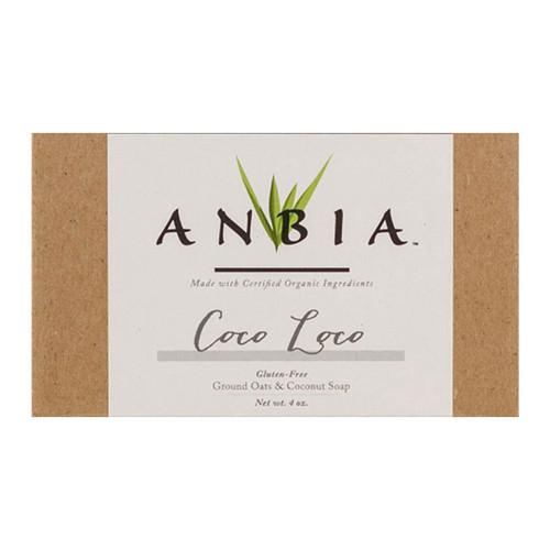 ANBIA  Coco Loco Bar Soap