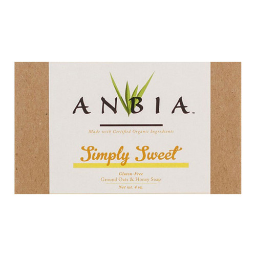 ANBIA  Simply Sweet  Bar Soap