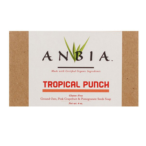 ANBIA  Tropical Punch  Bar Soap
