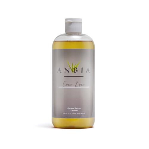 ANBIA Castile Body Wash Soap (16 fl oz) -  Coco Loco