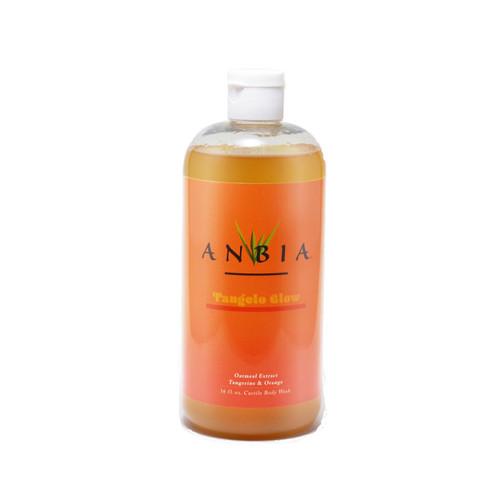 ANBIA Castile Body Wash Soap (16 fl oz) -  Tangelo Glow