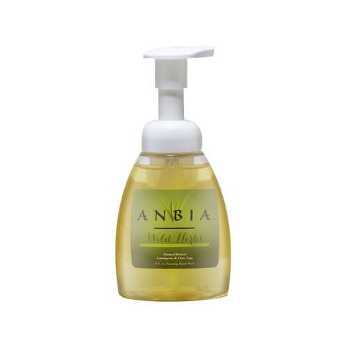 Foaming Hand Wash Soap (8 fl oz)- Wild Herbs