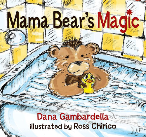 Mama Bear's Magic - Childrens Book