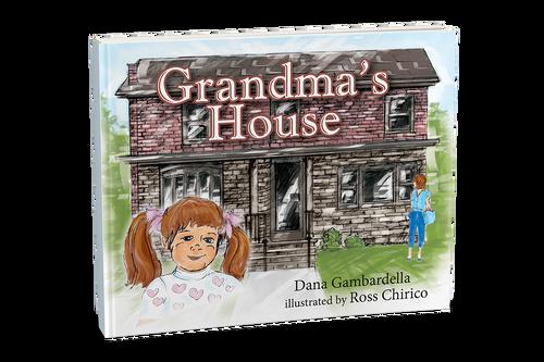 Grandmas House Childrens Book