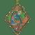 Kokopelli Ornament
