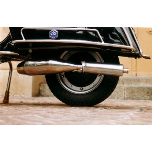 Vespa Sports Exhaust