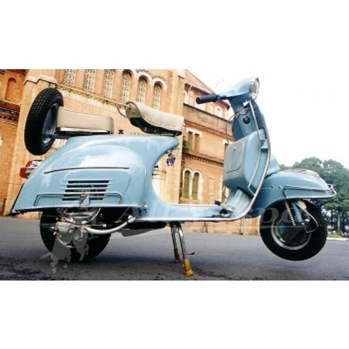 Heaven Blue VBC Vespa
