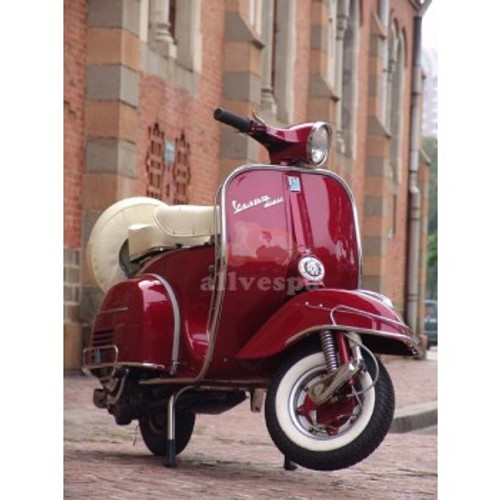 Build Your Scooter - VBC Vintage Vespa