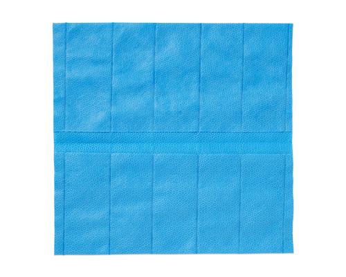Duraholder  DURABOD319 -   10 Pocket, 1 Row with Slits