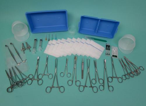 Minor Surgery Tray - MST202