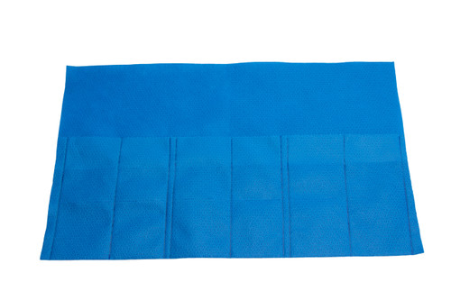 Duraholder 102 - 6 pockets 2 Rows with Slits