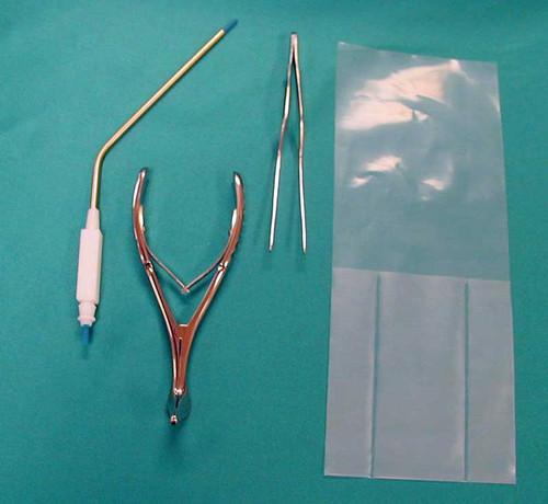 Nasal Set, 1/pk 20/pk/cs
