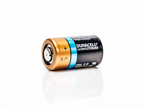 Bioseal - Duracell CR2 Lithium Battery - 19801/50