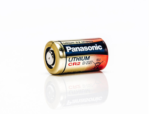 Bioseal - Panasonic Battery  CR2 3V - 19804/50