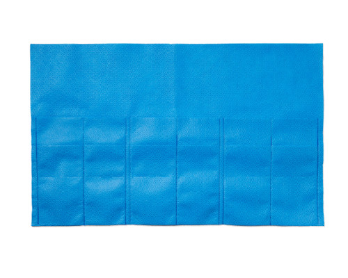 Duraholder 902 - 6 Pocket, 2 Rows with Slits