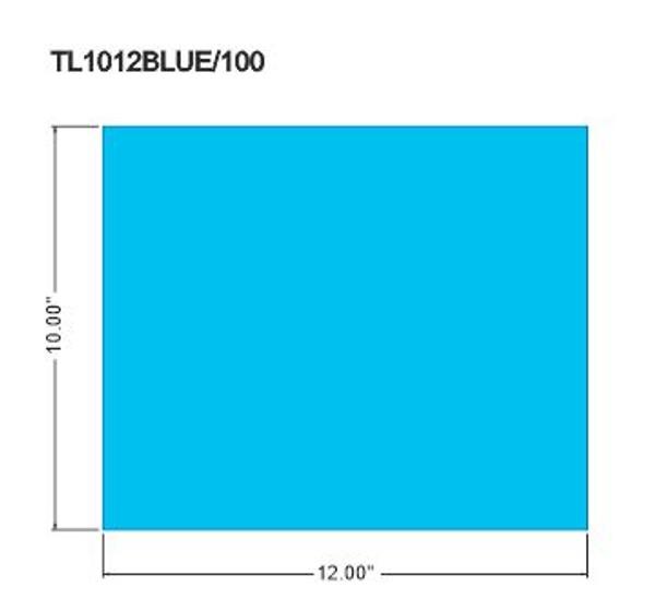 Basket Tray Liner - TL1012BLUE