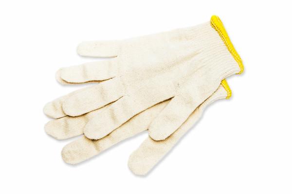 Seamless Cotton Gloves - KP5030W