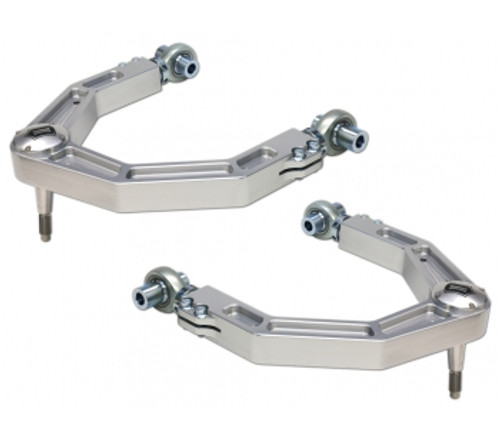 Icon Ford Raptor SVT Billet Aluminum Uniball Upper Control Arm System (10-14)