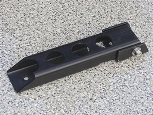 MOR/ryde Tailgate Hinge; Black; Set Of 2