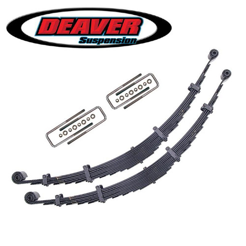 F150 Raptor 2017-2019 – Rear Spring Kit (Pair)