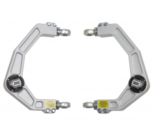 Icon 2004-UP Ford F150 Delta Joint Billet Aluminum Upper Control Arm Kit