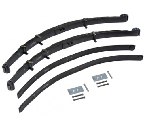 ICON - 2010 - 2014 Ford SVT Raptor RXT Multi-Rate Rear Leaf Springs