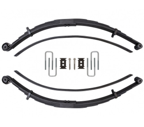 ICON - 2017-UP Ford F150 Raptor Multi-Rate Rear Leaf Spring Kit