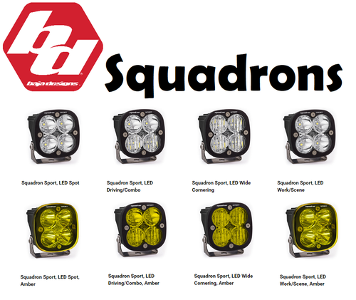 Baja Designs Squadron LED