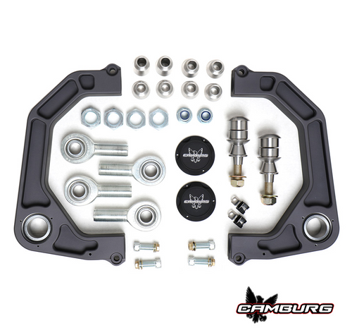 CAMBURG FORD F-150 2WD/4WD 04-20 KINETIK SERIES BILLET UPPER ARMS