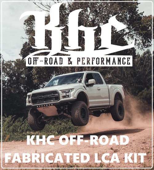KHC OFF-ROAD FABRICATED STANDARD LENGTH LCA  KIT