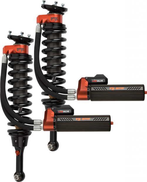 FACTORY RACE SERIES 3.0 LIVE VALVE INTERNAL BYPASS COIL-OVER (PAIR) - ADJUSTABLE