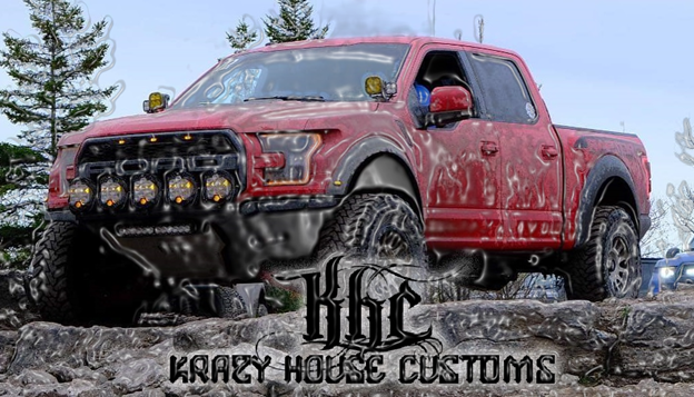 Krazy House Customs