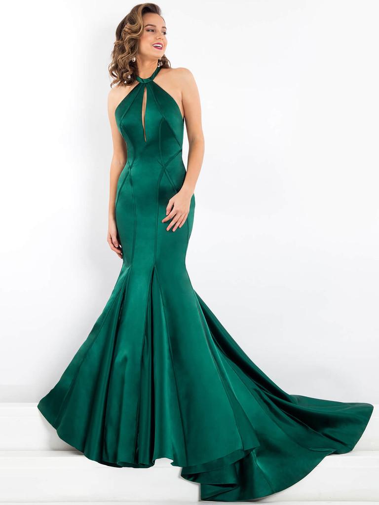 Keyhole Bodice Prima Donna 5949 Pageant Dress