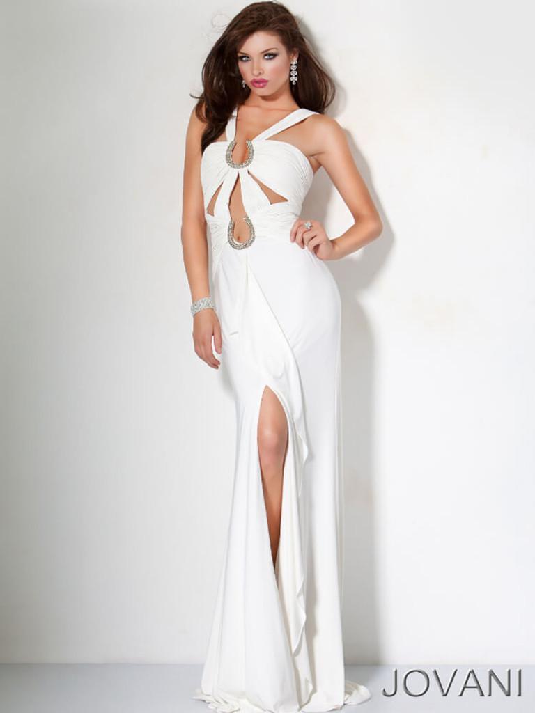 jovani 503 cut out sexy evening dress
