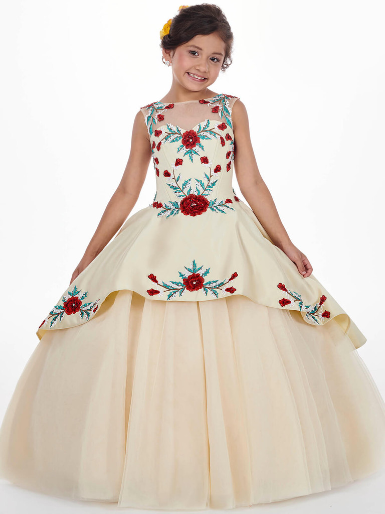 Tulle Mary's MQ4009 Little Quince Dress