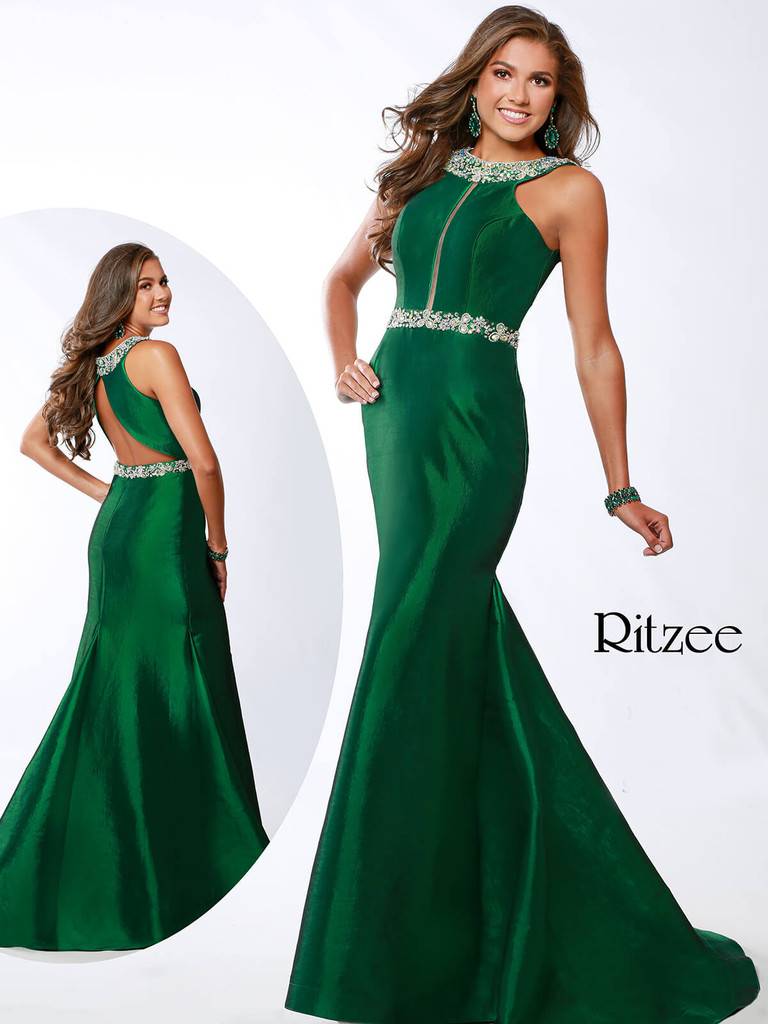 Mermaid Ritzee Originals 364 Pageant Dress PageantDesigns