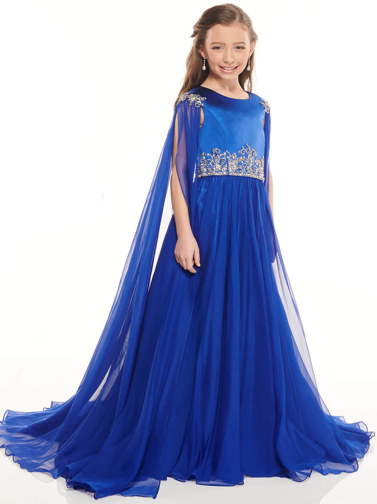 A-line Perfect Angels 10001 Pageant Dress PageantDesigns