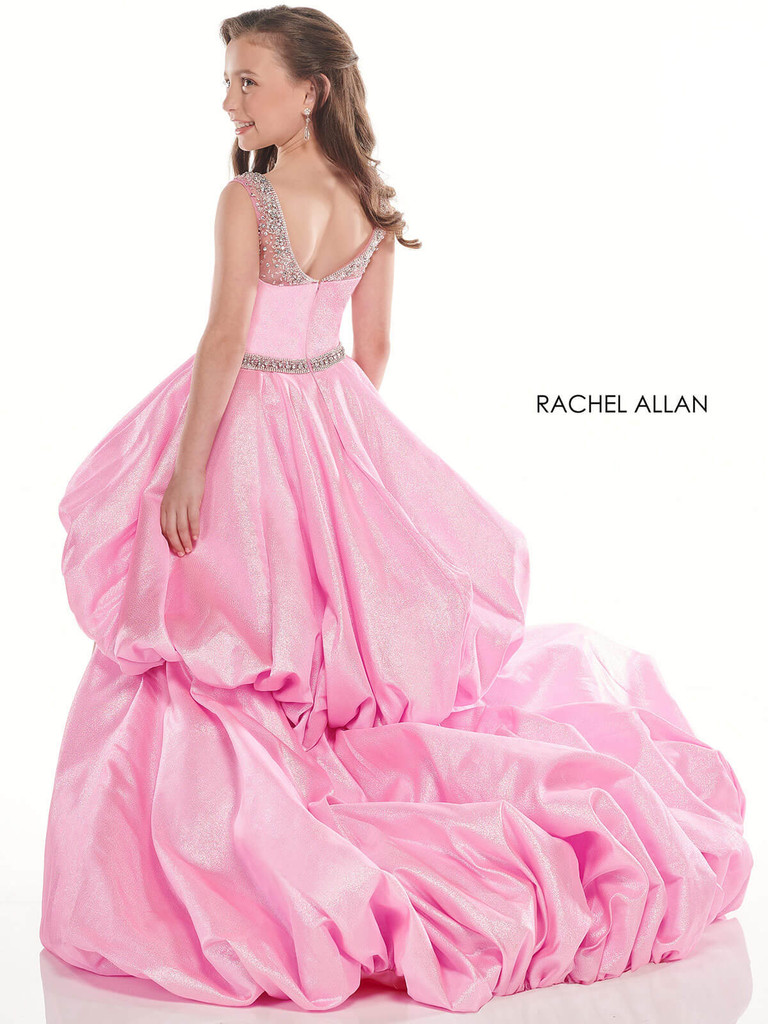 High Low Girls Pageant Dress Perfect Angels 10018